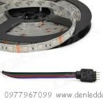 Đèn led dây RGB 12V 5m IP65