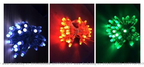 Đèn led hạt đúc đơn màu