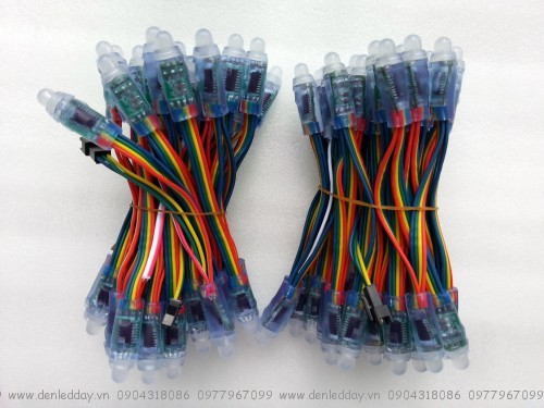 LED Hạt ( Đúc ) RGB đa màu