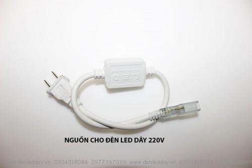 Nguồn cho đèn led dây 220V