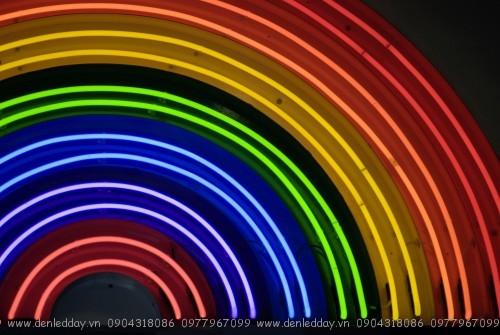Flex LED trang tri biển bảng