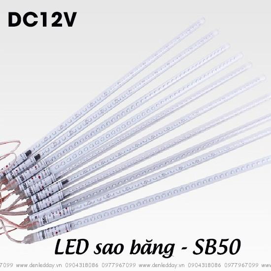 Đèn sao băng LED 12V - Bộ 10 thanh