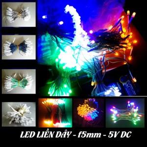 LED liền dây Fi 5mm