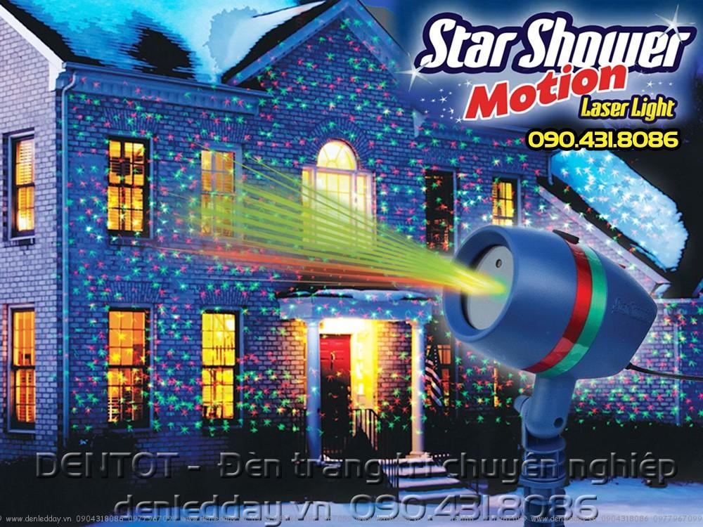 Đèn chiếu Laser