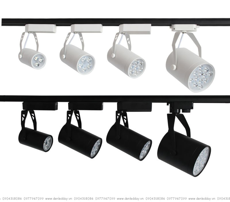 Đèn rọi sản phẩm - Đèn rọi showroom, cửa hàng