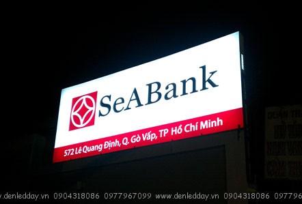 LED thanh hắt biển hộp đèn mica