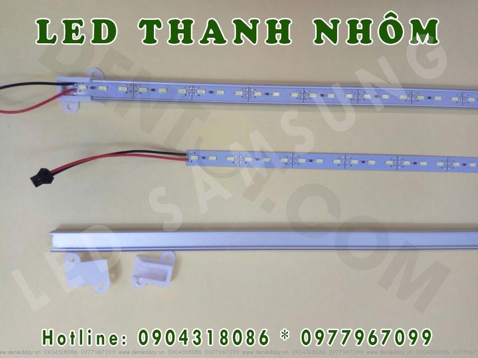 LED thanh nhôm cao cấp siêu sáng