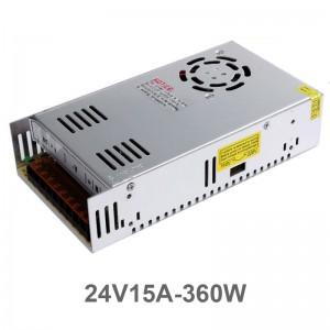 Bộ chuyển Nguồn 24V 15A 360 W