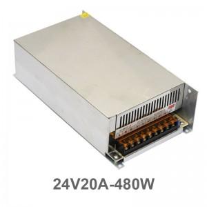 Bộ chuyển Nguồn 24V 20A 480W
