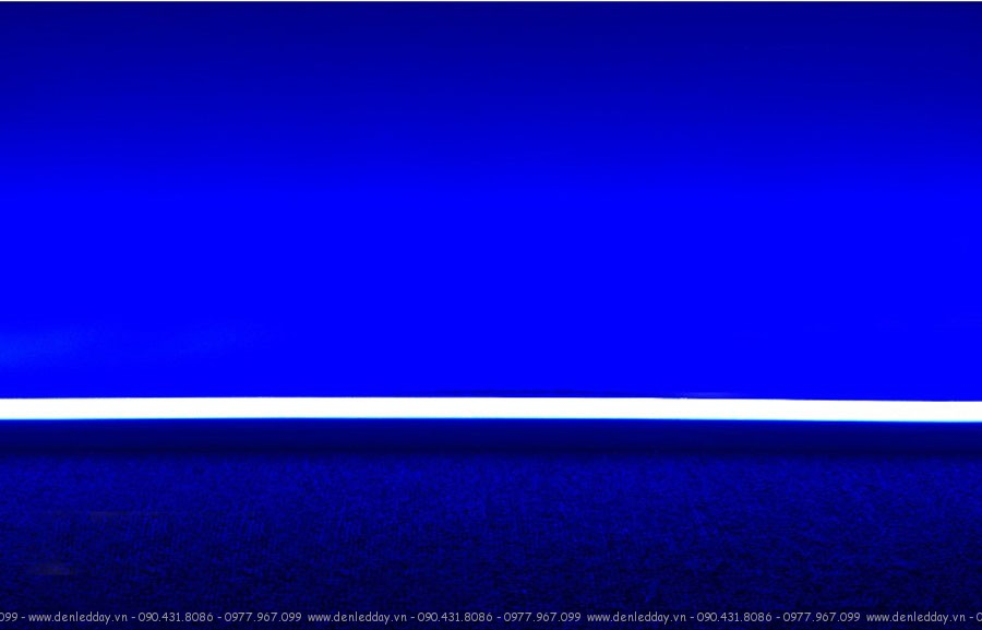 Tuýp LED màu Xanh dương