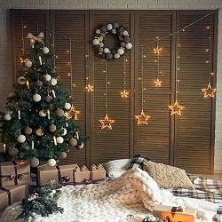 Đèn Ngôi sao LED trang trí Noel