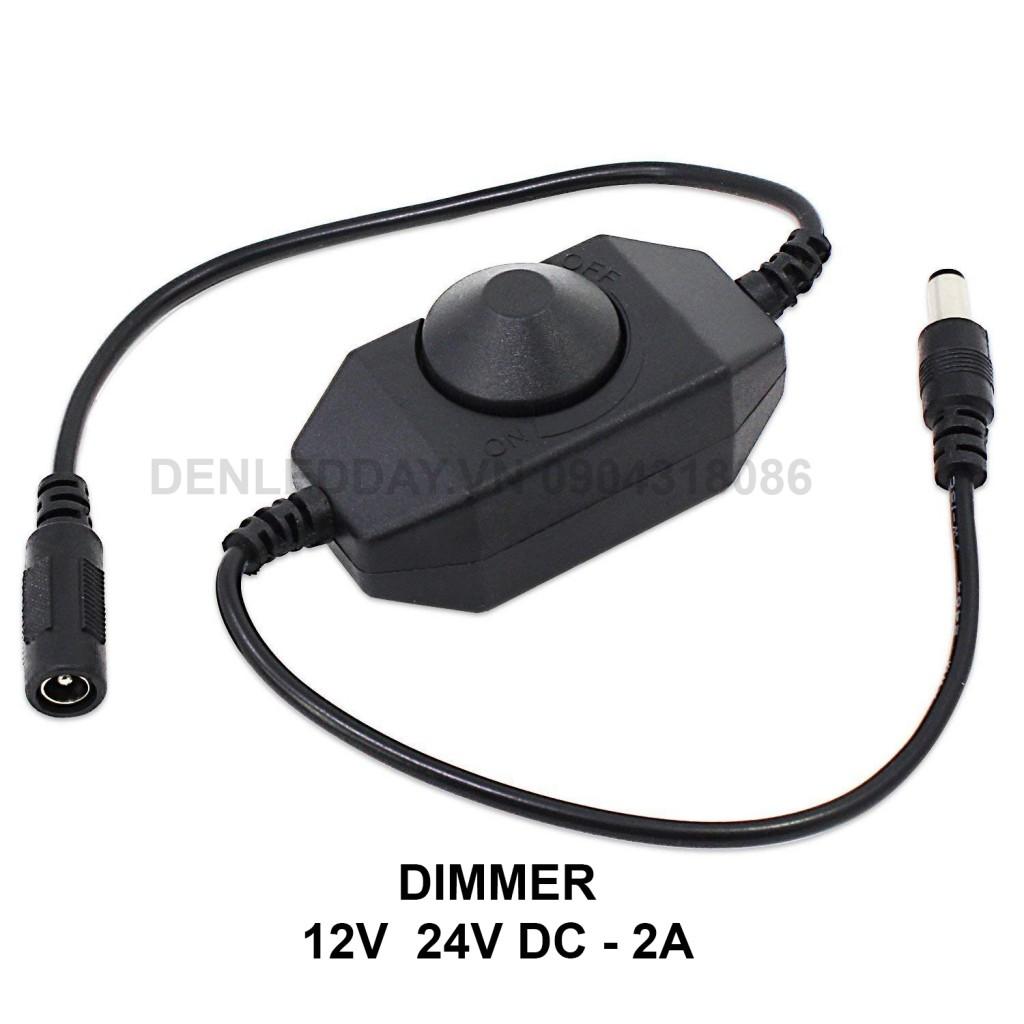 Dimmer LED 2A 12V 24V DC