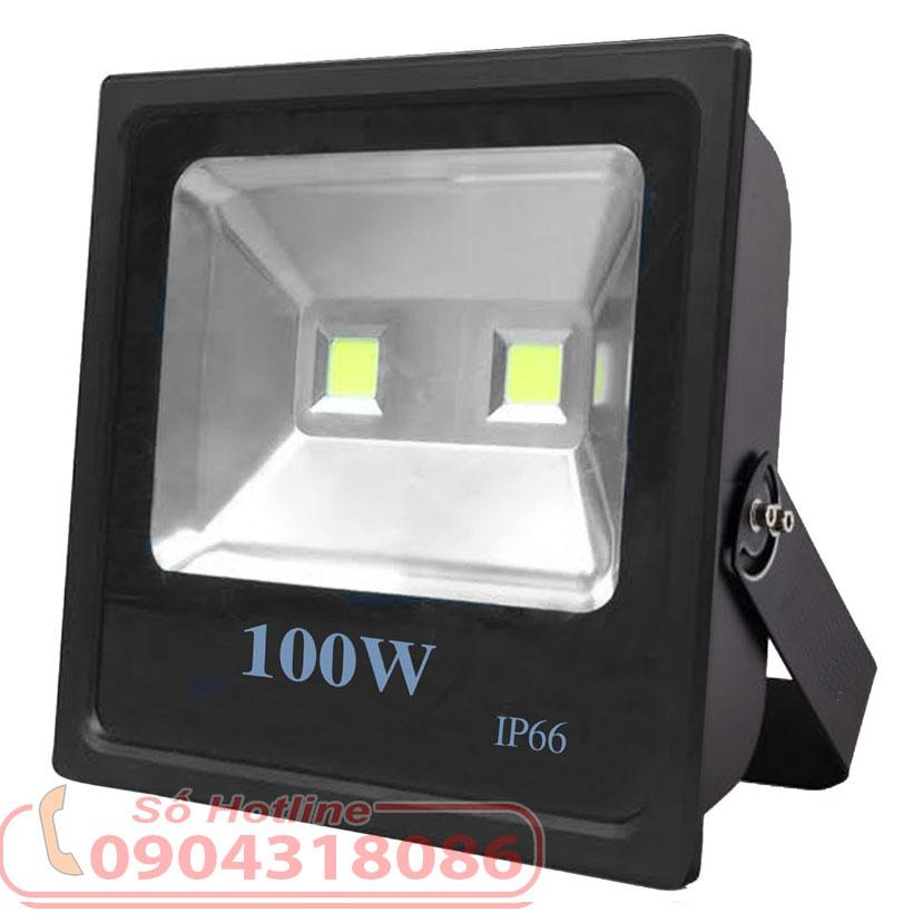 Đèn pha LED ngoài trời 100W
