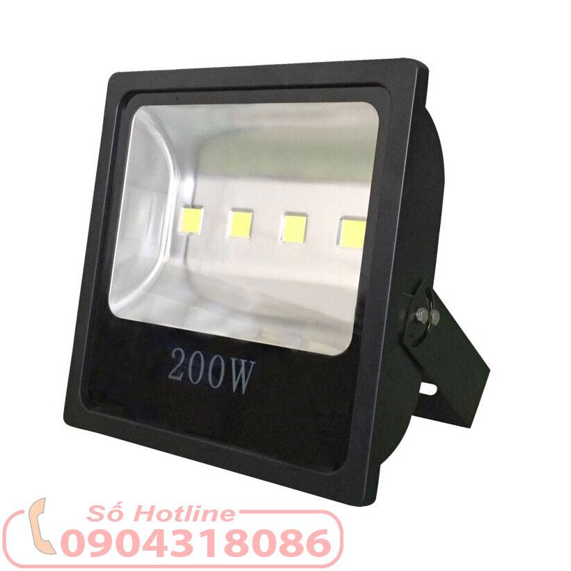 Đèn pha LED ngoài trời 200W