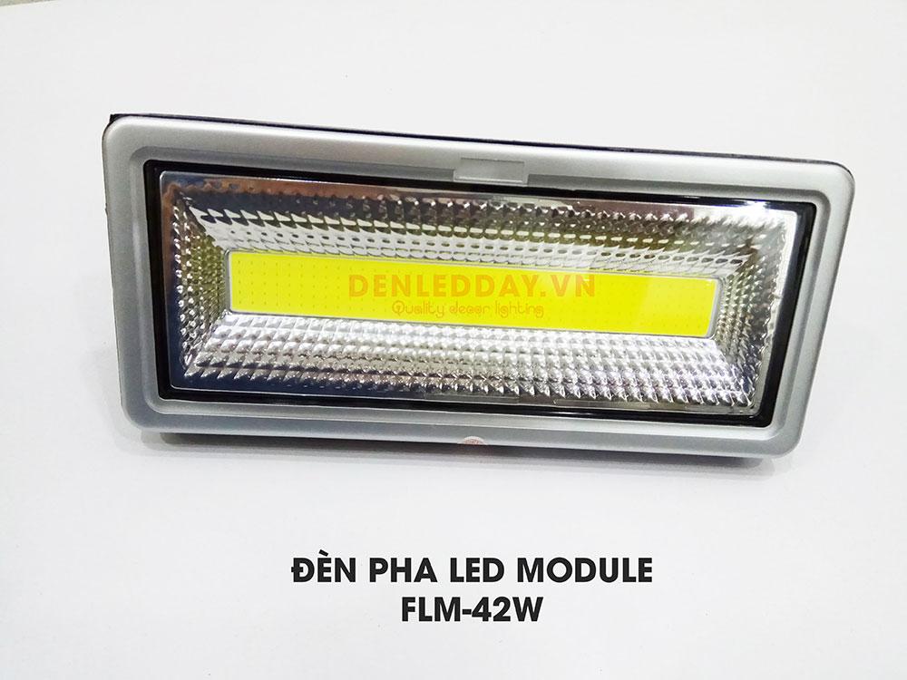 Đèn pha LED siêu sáng module 42W