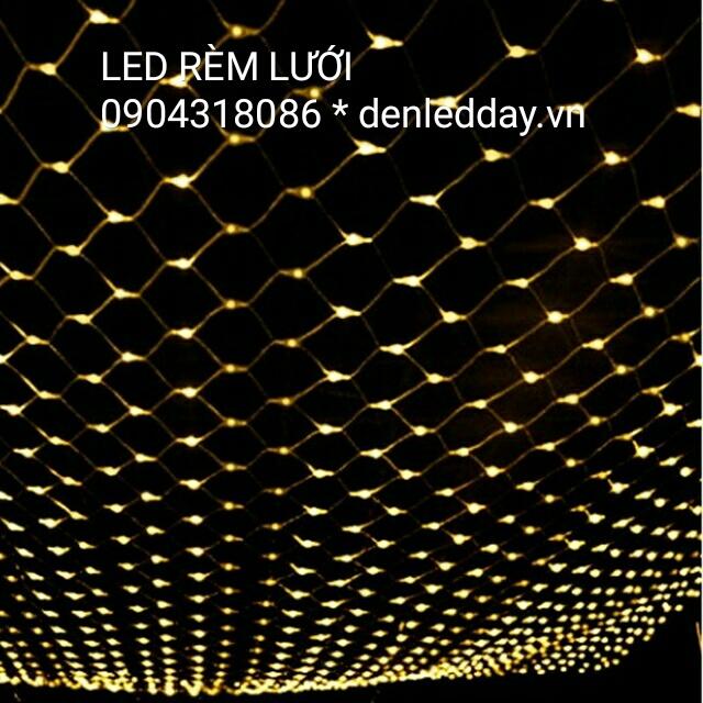 LED Lưới căng trang trí bầu trời, đường phố