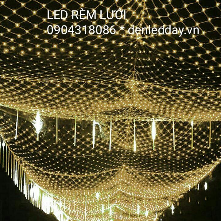 Lưới đèn LED trang trí đường phố