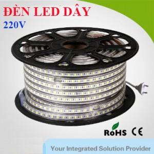 Đèn LED dây cuộn 100M 220V