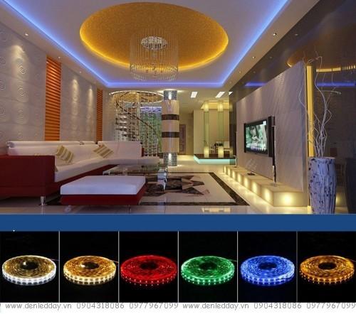 Đèn led dây trang trí nội thất