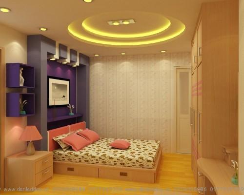 trang trí trong phòng ngủ