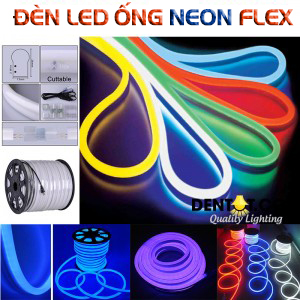 Đèn LED dây Neon Flex