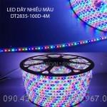 LED Dây nhiều màu DT2835-100D-4M