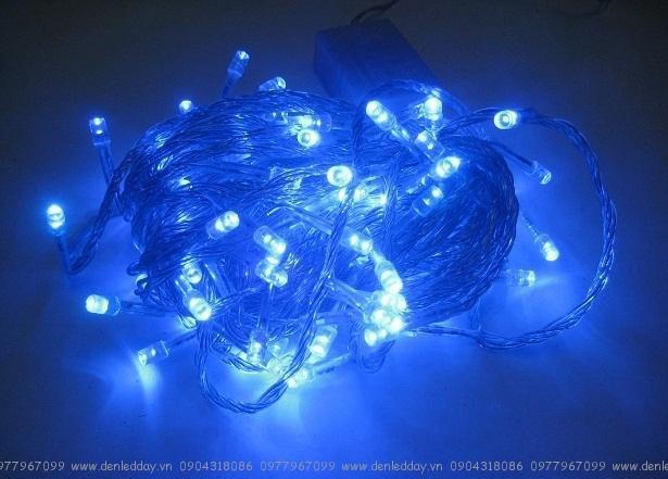 den-nhay-led-xanh-duong