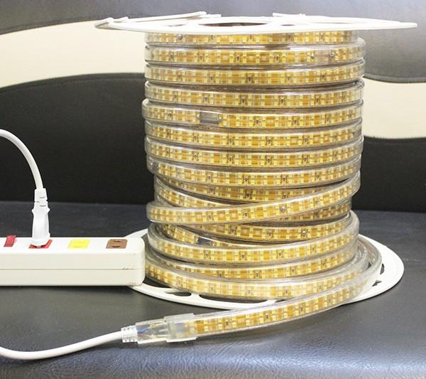 Đèn led dây 3528 siêu sáng, có thể cắt ngắn từng mét một
