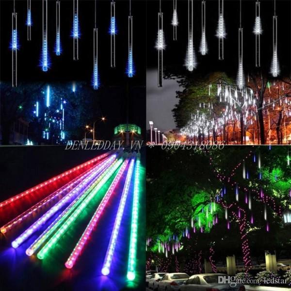 Đèn Sao Băng LED Bộ 8 cây
