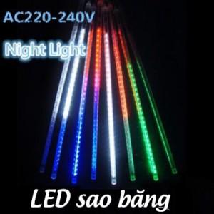 Đèn LED sao băng.