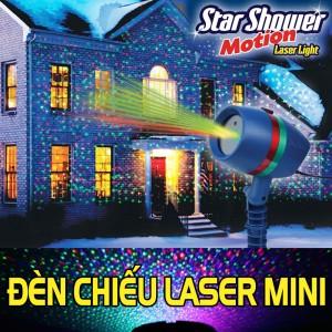 Đèn chiếu LASER mini