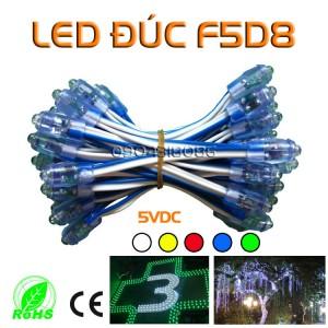 LED đúc F5