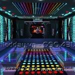 LED module 7 màu trang trí phòng hát Karaoke