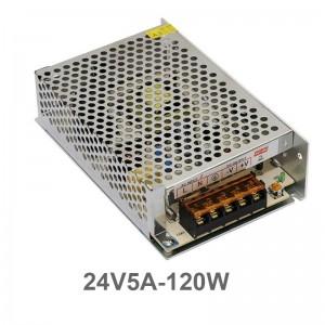 Bộ chuyển Nguồn 24V 5A 120W