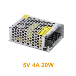 Bộ chuyển Nguồn 5V 4A 20W