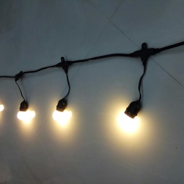 Dây đèn thả quán Cafe