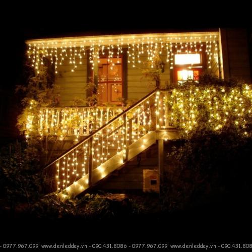 Đèn mành LED trang trí ban công