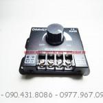 Dimmer LED - Điều chỉnh tăng giảm độ sáng tối đèn LED 12V, 24V