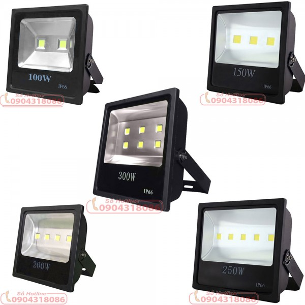 Đèn pha LED ngoài trời công suất cao
