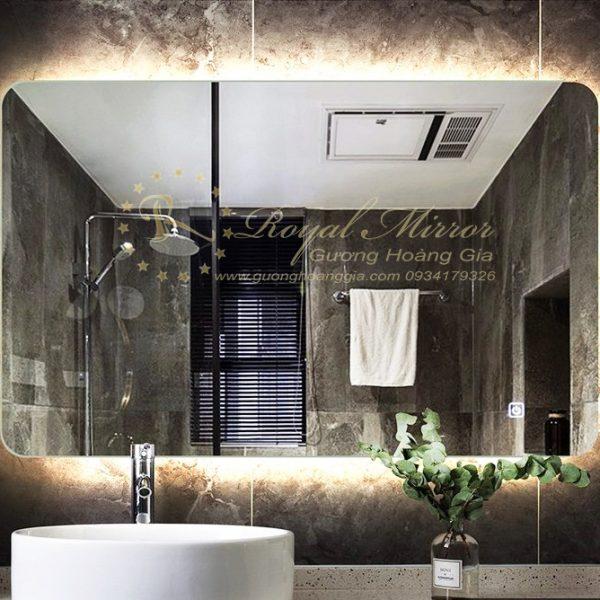 Gương nhà tắm Chống mờ